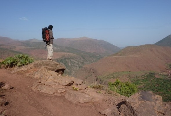 Active Treks Morocco - High Atlas Trek 01