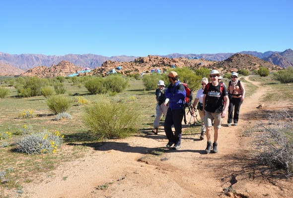 Active Treks Morocco - High Atlas Trek 10