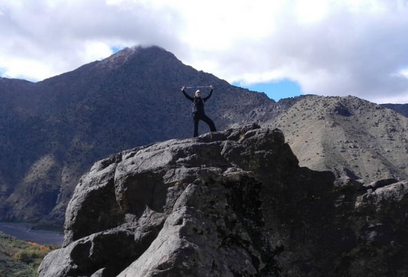 Active Treks Morocco - High Atlas Trek 14