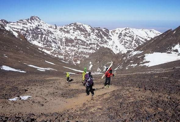 Active Treks Morocco - High Atlas Trek - Jbel Toubkal Trek