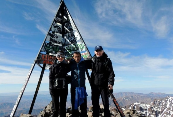 Active Treks Morocco - High Atlas Trek - Toubkal Ascend