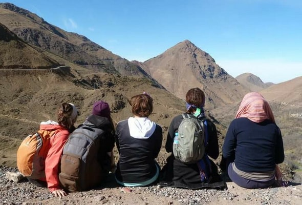Active Treks Morocco - High Atlas Trekking