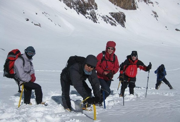 Active Treks Morocco - High Atlas Trek winter trek