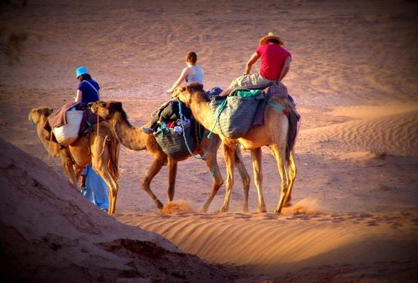 Active Treks Morocco - Sahara desert trek