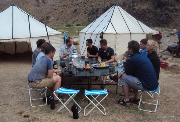 Active Treks Morocco - High Atlas Trek 02