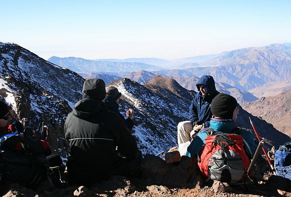 Active Treks Morocco - High Atlas Trek 20