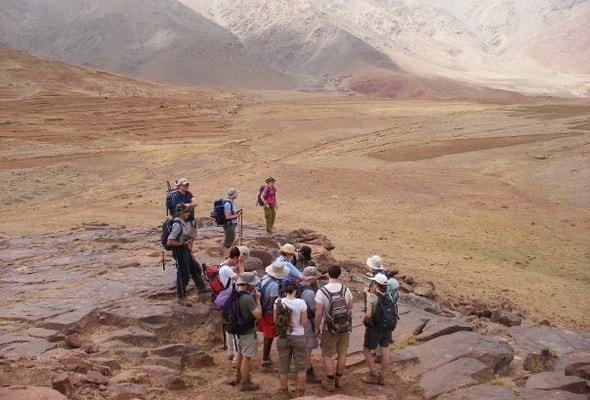 Active Treks Morocco - High Atlas Trek 04