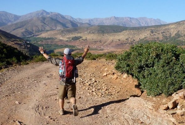 Active Treks Morocco - High Atlas Trek 08