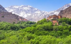 Atlas Mountains Day Trek