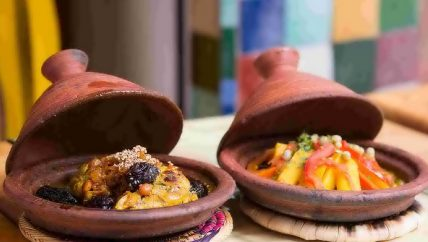 Active Treks Morocco - Atlas Trek Packages - Traditional Morocco food