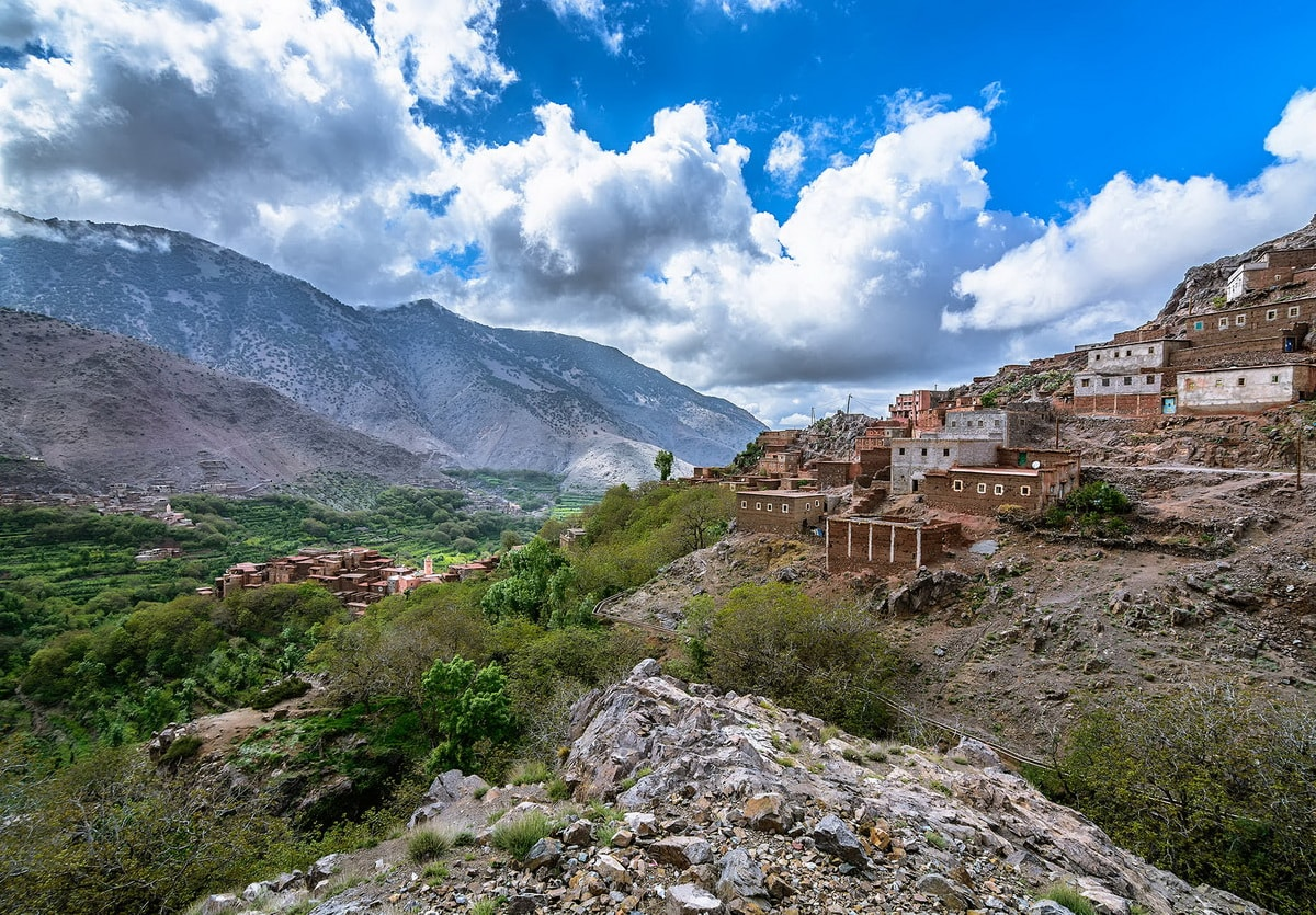 Active Treks Morocco - Family Morocco Trek