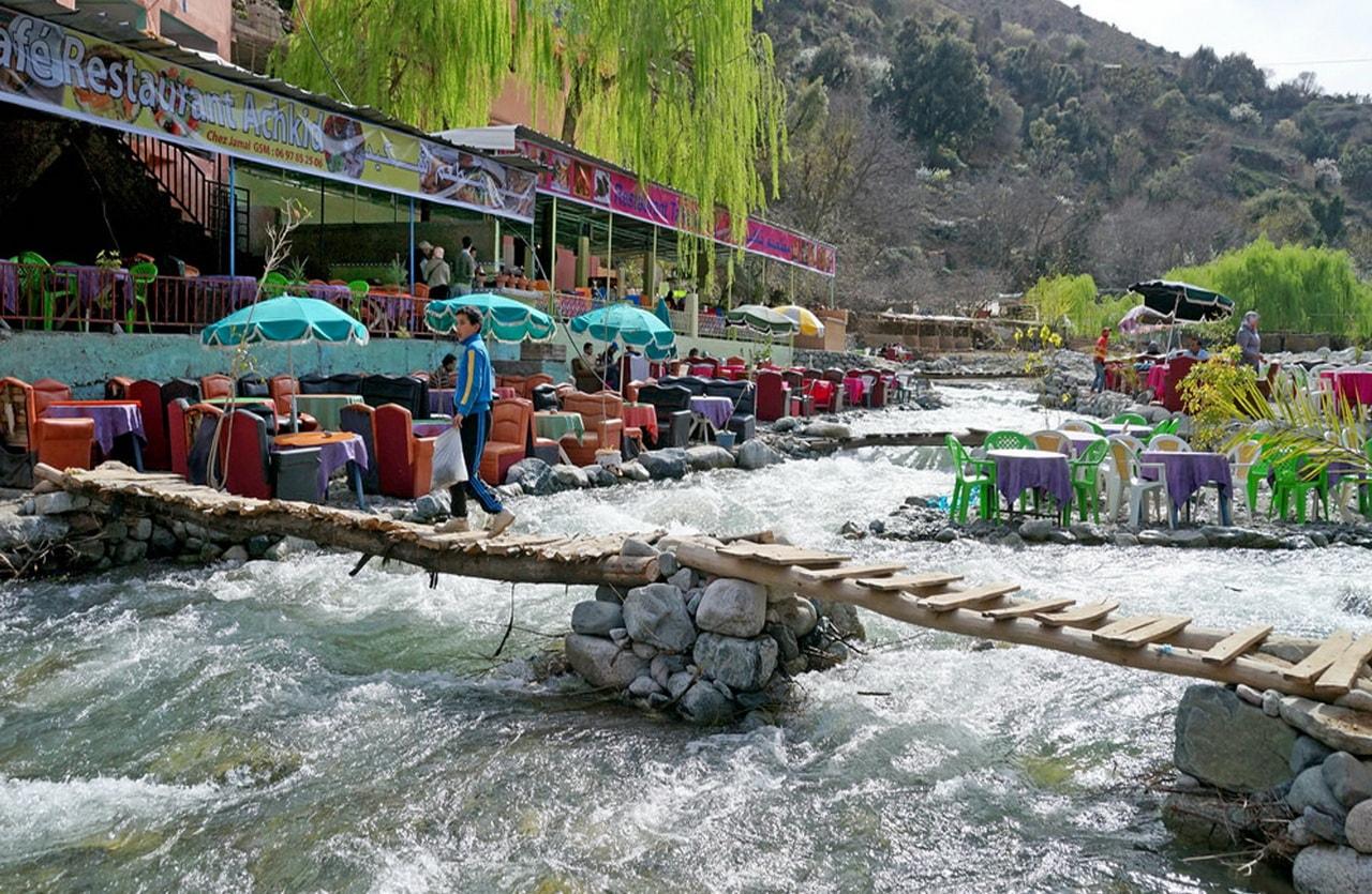 Active Treks Morocco - Ourika Waterfalls