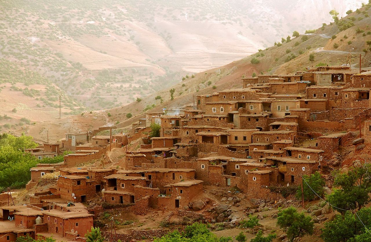 Active Treks Morocco - Tinmel Mosque day trip