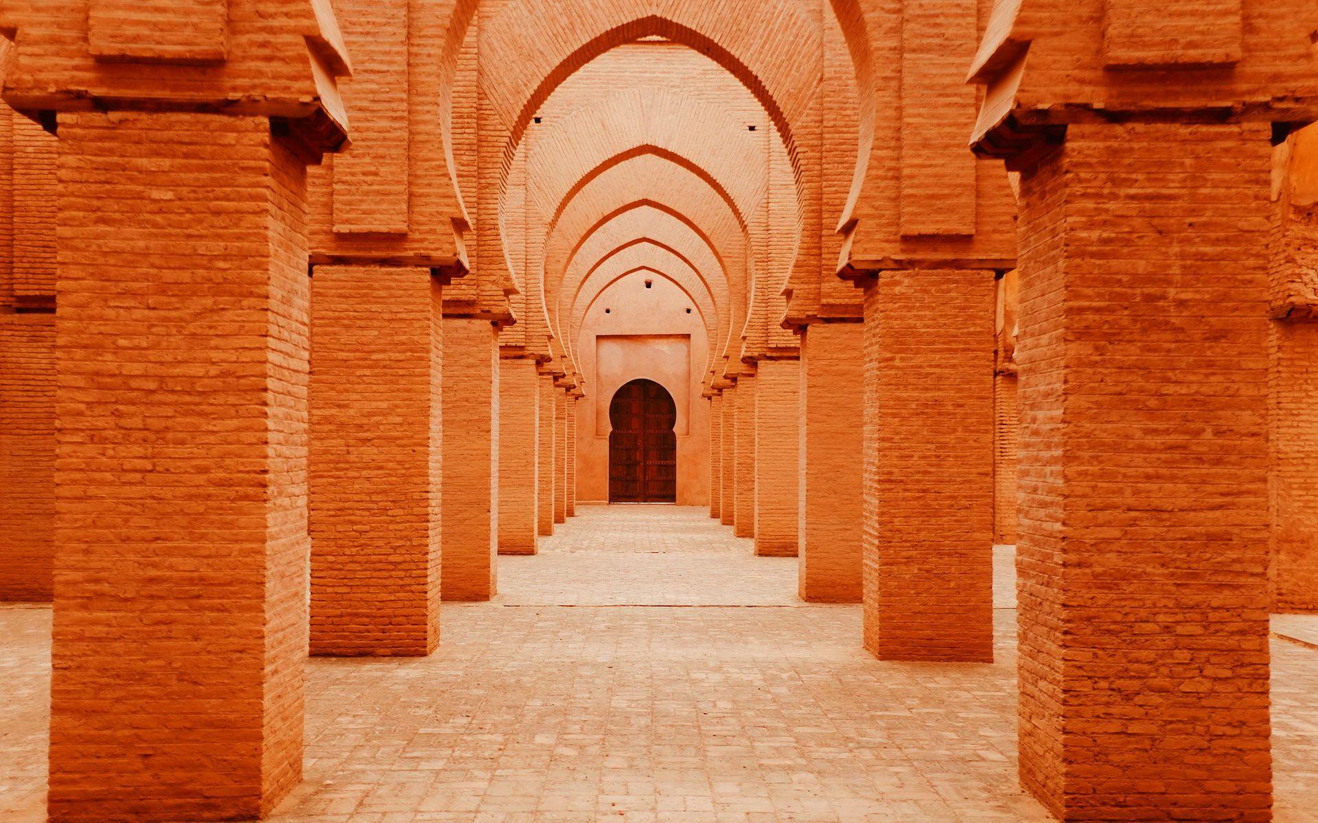 Active Treks Morocco - Tinmel Mosque tour