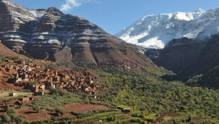 Active Treks Morocco - Aguelzim pass and Toubkal Ascent 02