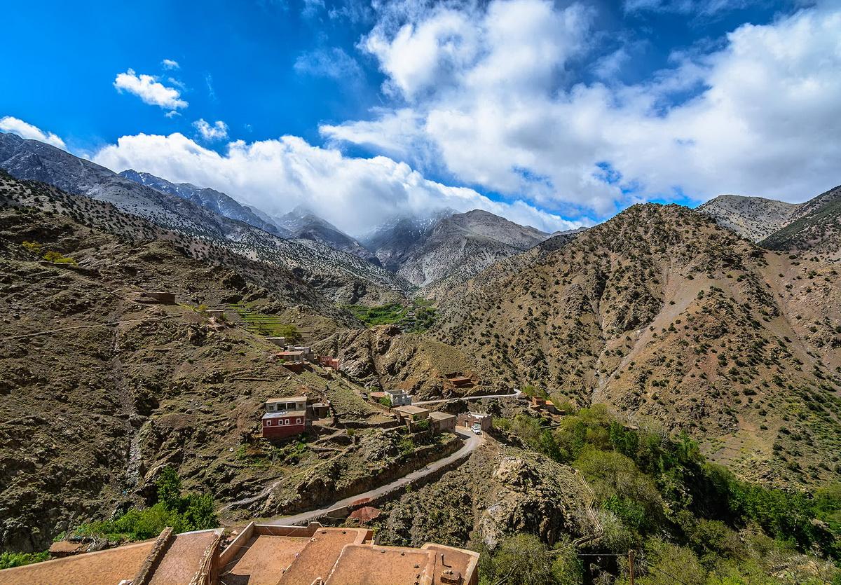Active Treks Morocco - Atlas Mountains escape 01
