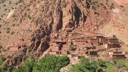 Active Treks Morocco - Atlas mountains trek 01