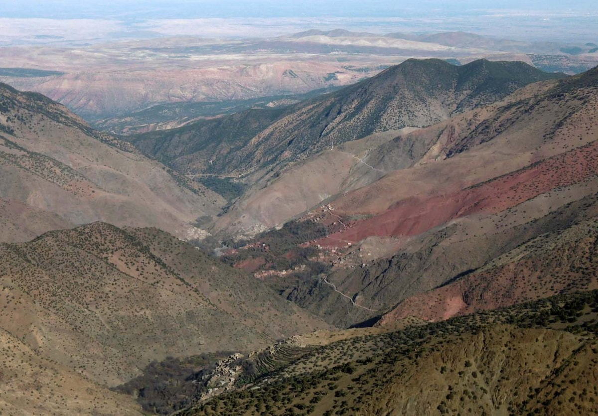 Active Treks Morocco - Atlas mountains trek 02