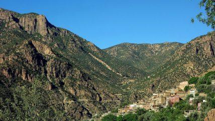 Active Treks Morocco - Atlas mountains discovery tour 01