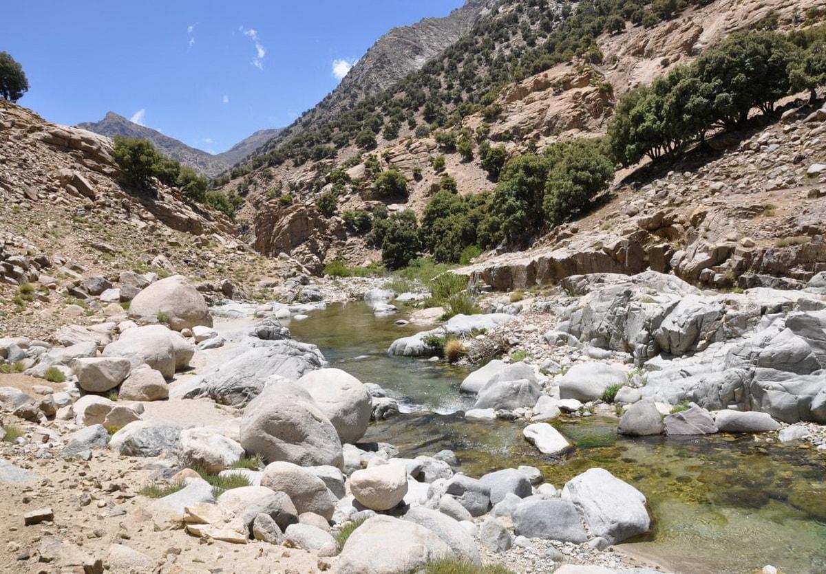 Active Treks Morocco - Atlas mountains discovery tour 03