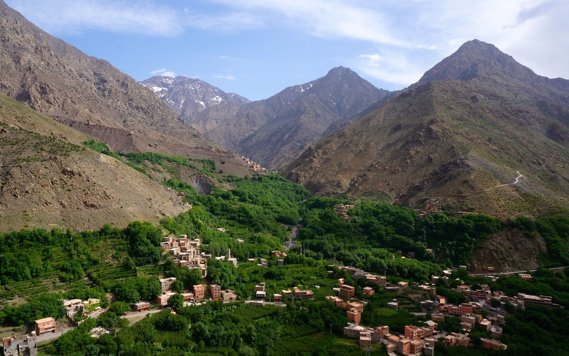 Active Treks Morocco - Atlas mountains discovery tour