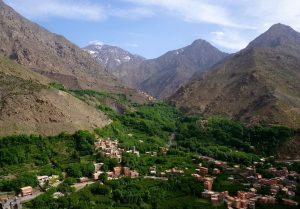 Atlas Mountains Escape