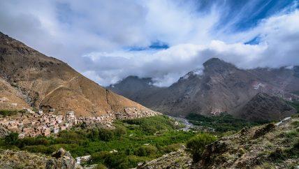 Active Treks Morocco - Atlas Trek Packages - Traditional Berber village