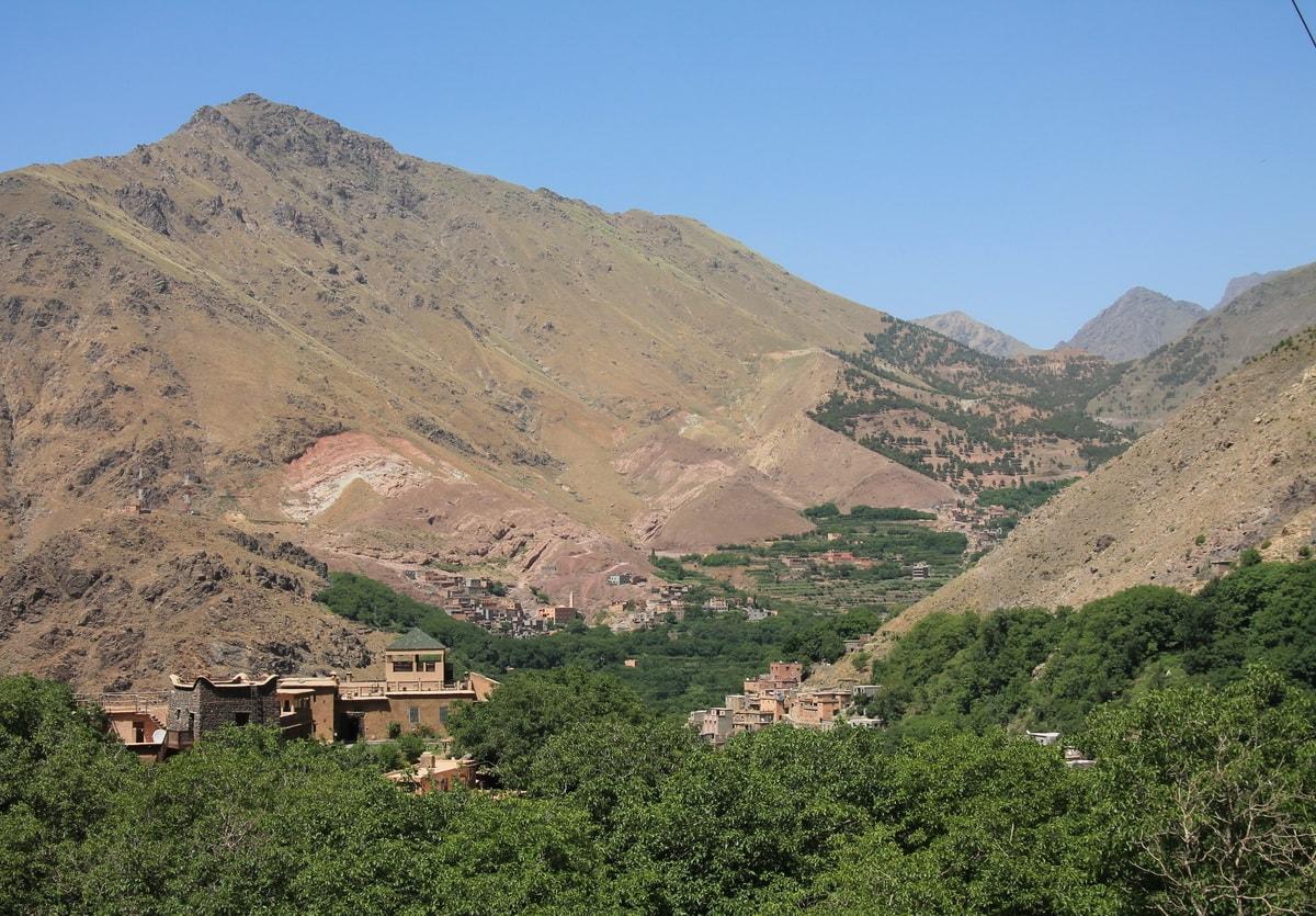 Active Treks Morocco - Berber tribes group trek
