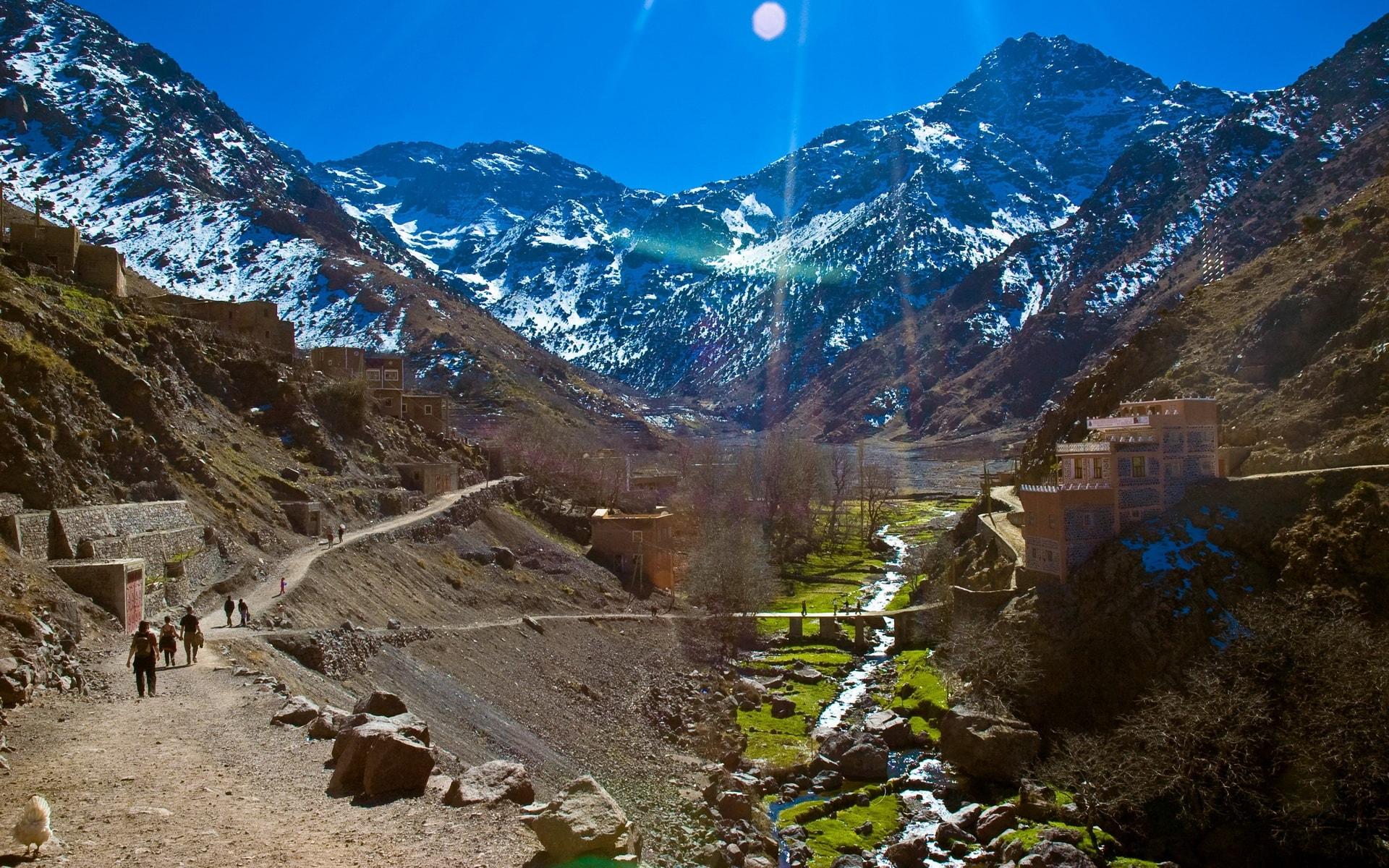 Active Treks Morocco - Berber villages trek