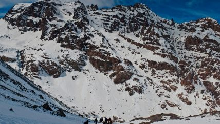 Active Treks Morocco - Berber villages and Toubkal trail trekking