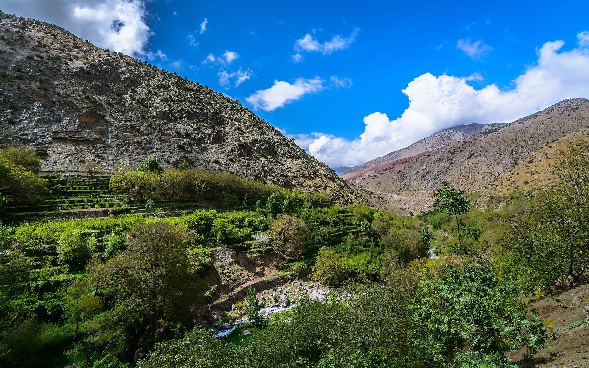 Active Treks Morocco - Berber Villages of Ouirgane