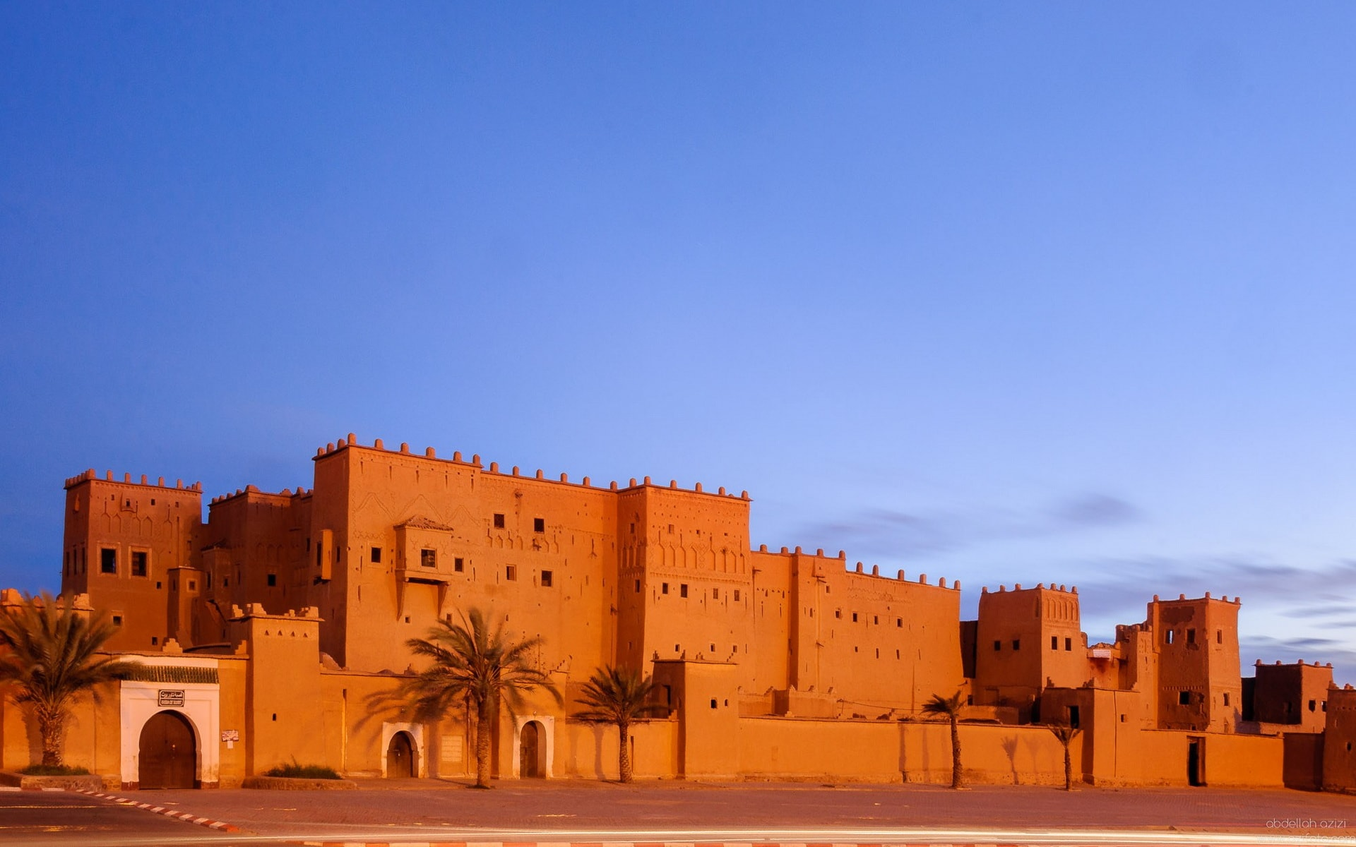 Active Treks Morocco - Deep Sahara trip