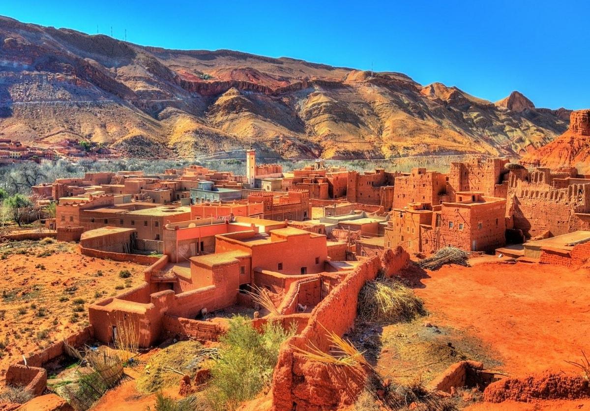 Active Treks Morocco - Dunes and kasbah trek