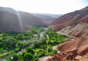 High Atlas Trek
