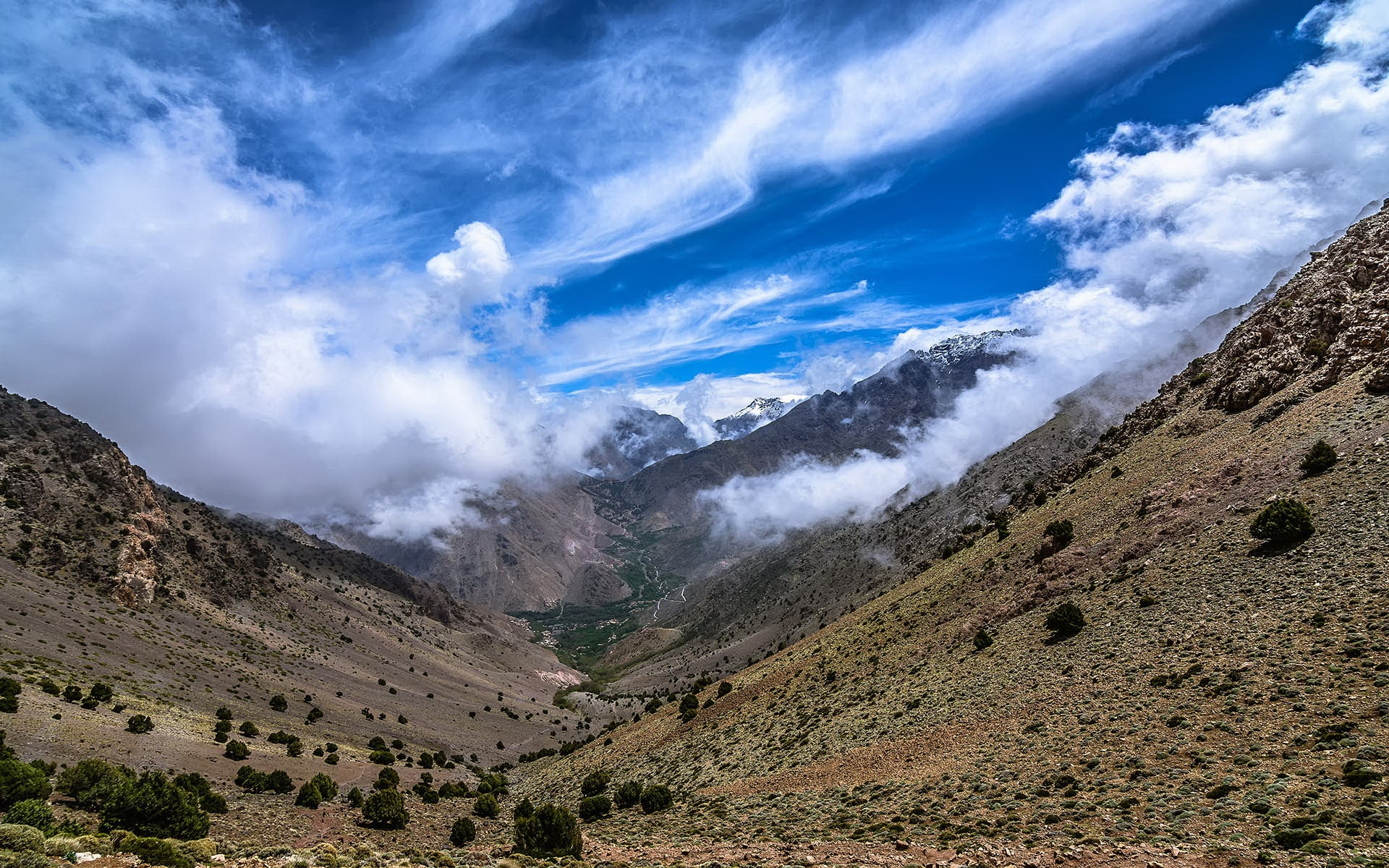 Active Treks Morocco - High Atlas 4 days trek