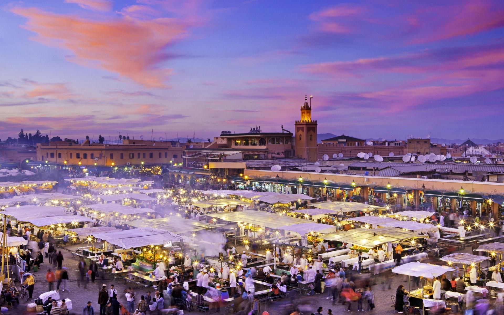 Active Treks Morocco - High Atlas and Marrakech trek