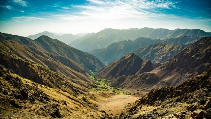 Active Treks Morocco - High Atlas private trek challenge