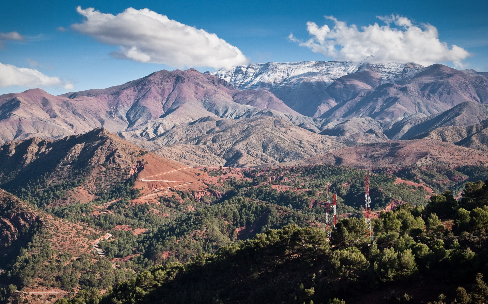 Active Treks Morocco - High Atlas challenge