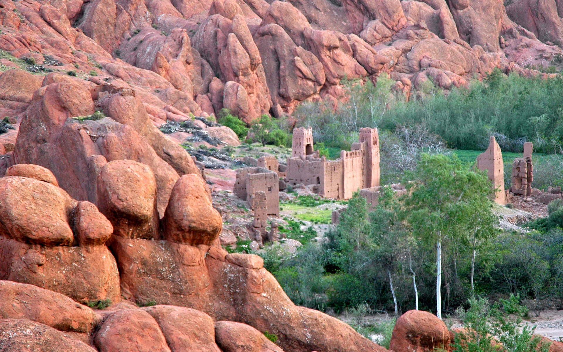 Active Treks Morocco - Into the Berber tribes