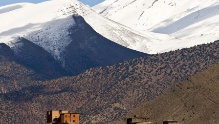 Active Treks Morocco - Mgoun group trek