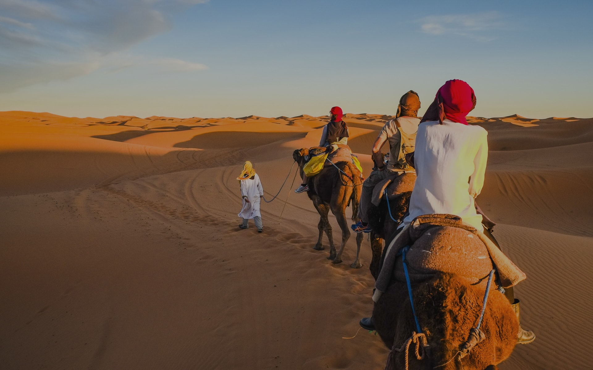 Active Treks Morocco - Our services - Sahara Desert Treks