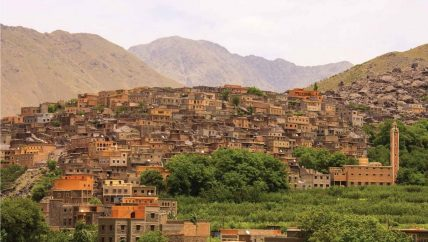 Active Treks Morocco - Private High Atlas trek