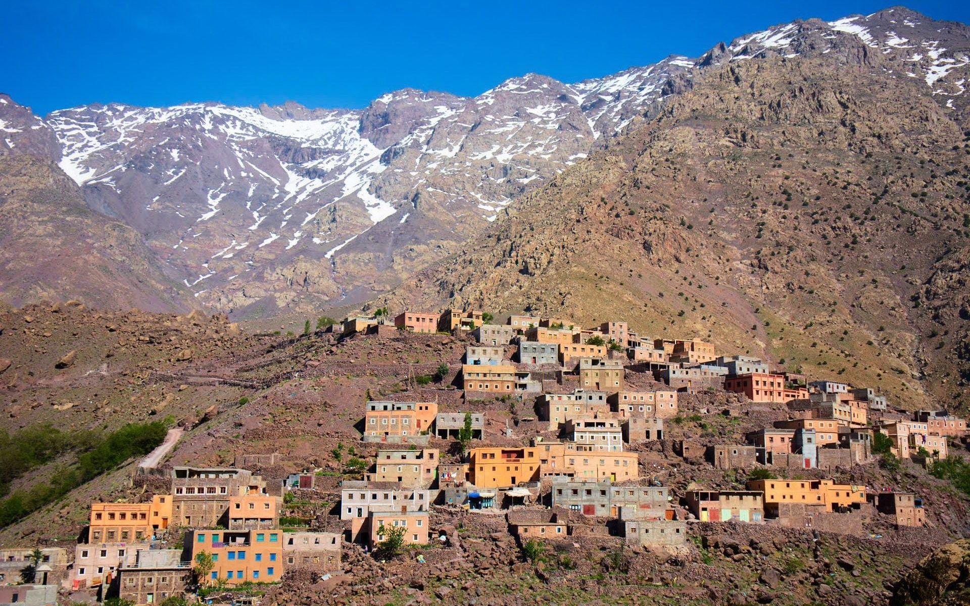Active Treks Morocco - Private High Atlas mountains trek