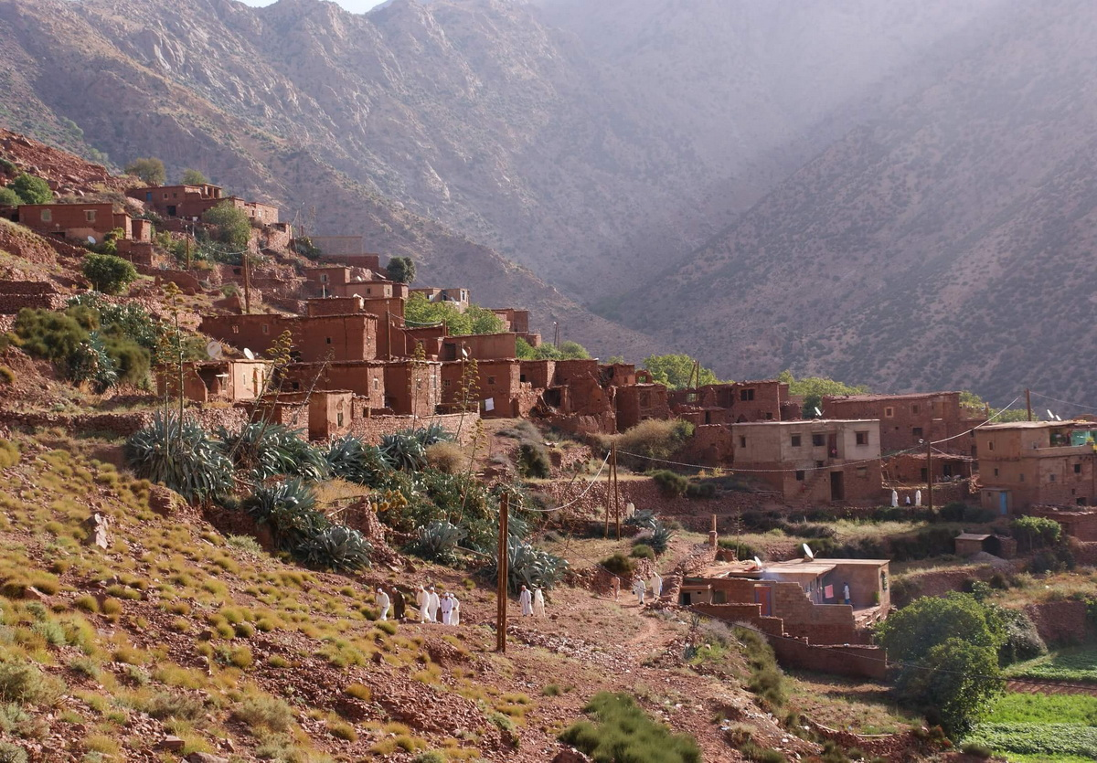 Active Treks Morocco - Remote Atlas group trek
