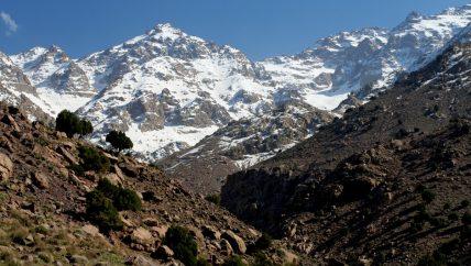 Active Treks Morocco - Toubkal climb