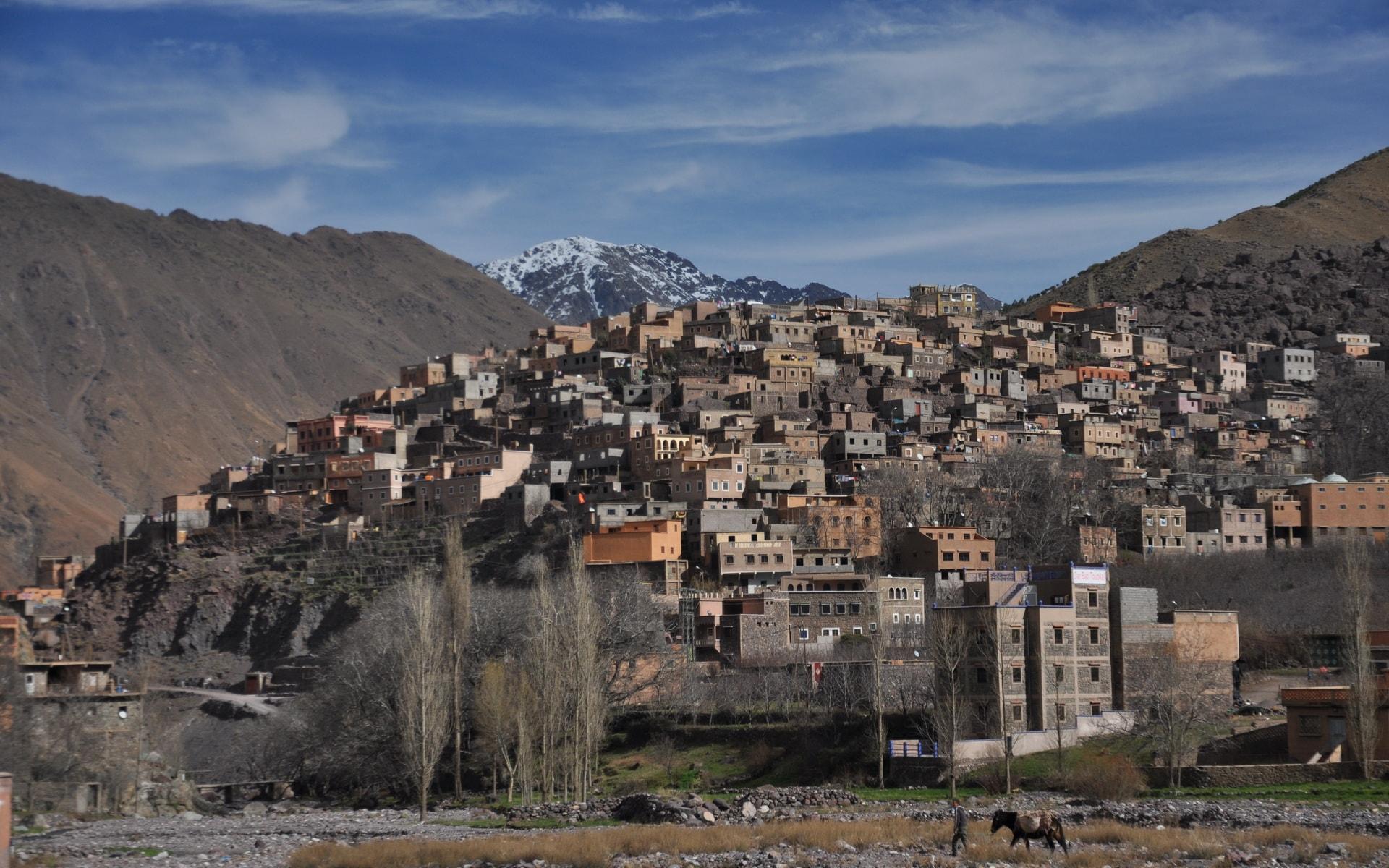 Active Treks Morocco - Toubkal ascend